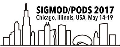 Logo SIGMOD/PODS 2017